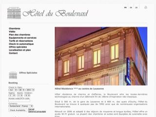 thumb Hôtel du Boulevard ***