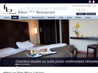 thumb Hôtel Les Flots Bleus ***
