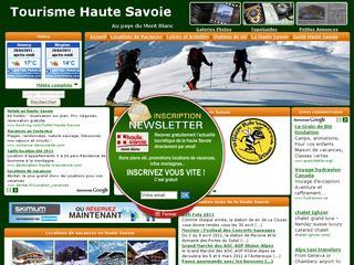 thumb Tourisme en Haute-Savoie