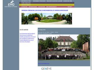thumb Ecole Hôtelière de Genève