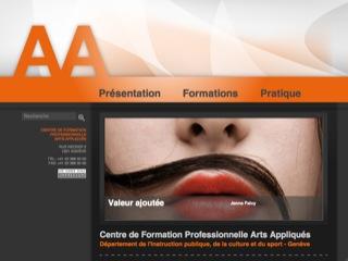 thumb CFPAA - Centre de Formation Professionnelle d'Arts Appliqués