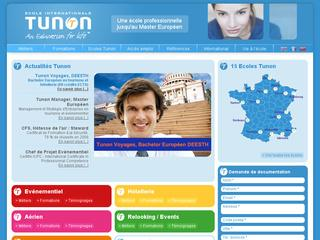 thumb Ecole Internationale Tunon