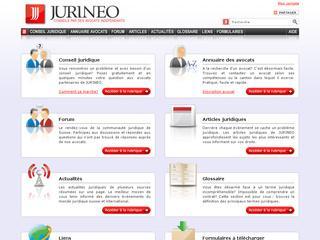 thumb JURINEO: aide juridique simple et gratuite