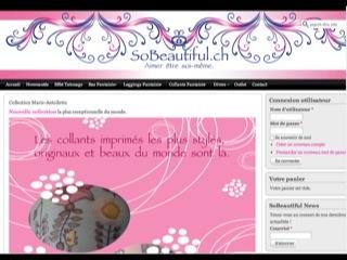 thumb SoBeautiful Collants & Bas fantaisie...