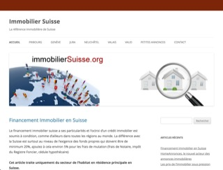 thumb Immobilier Suisse