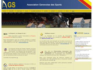 thumb AGS - Associations Genevoise des Sports