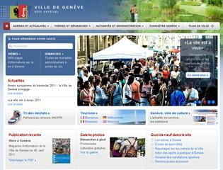 thumb Service des sports de la ville de Genève