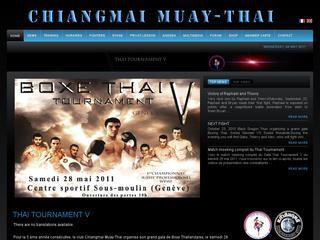 thumb Chiangmai Muay Thai