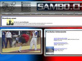 thumb Fédération Suisse de Sambo et Disciplines Associées