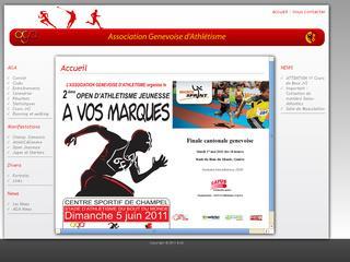 thumb AGA - Association genevoise d'athlétisme