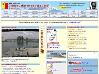 thumb Groupe Genevois de Vol à Voile (GGVVM)