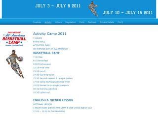 thumb All American Basket Camp