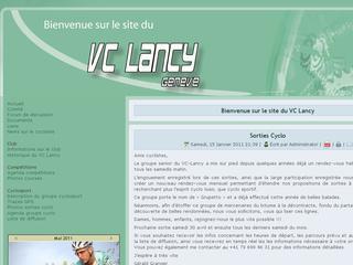 thumb Vélo Club de Lancy