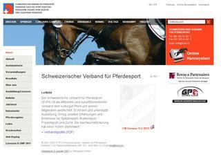 thumb Fédération Suisse des Sports Equestres