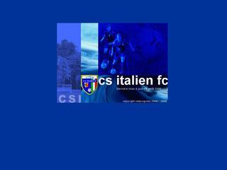 thumb Club Sportif Italien FC