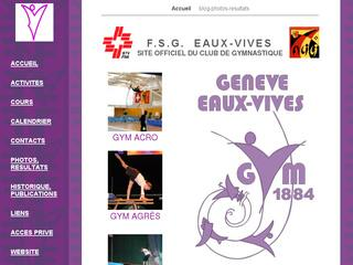 thumb F.S.G. Eaux-Vives