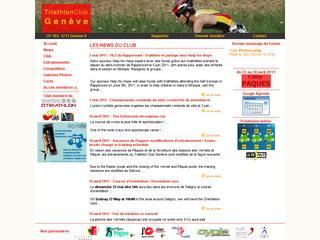 thumb Triathlon Club Genève