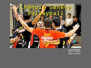 thumb Chênois Volley