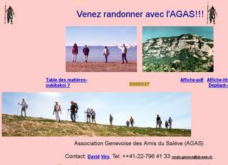 thumb Association Genevoise des Amis du Salève (AGAS)